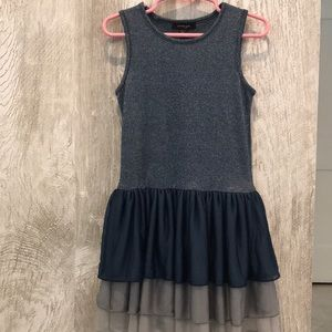 Trendy girls dress, size 4t